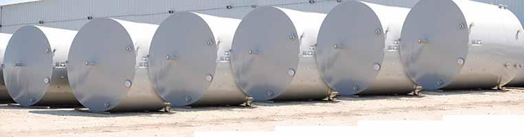Fuel storage construction